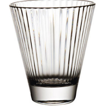 Majestic Gifts E61903-S6 Quality Glass Double Old Fashioned Tumbler 13 oz. Set of 6