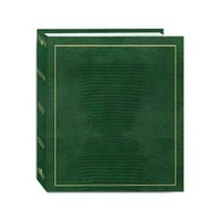 Pioneer Photo Albums LM100 Magnetic 3-Ring Photo Album, 100-Sides