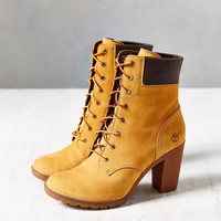 Timberland Glancy Wheat Heeled Boot | Urban Outfitters