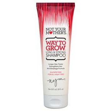 Not Your Mothers Way to Grow Shampoo - 8 Fl Oz