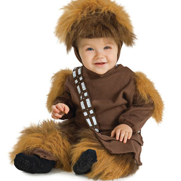Star Wars Chewbacca Infants Costume – Spirit Halloween