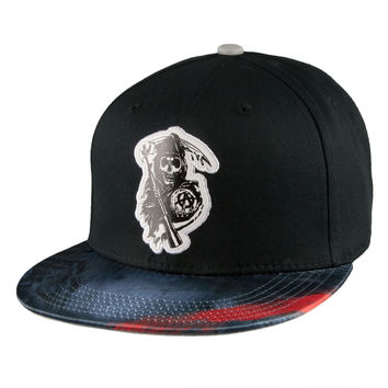 Sons of Anarchy - Reaper Snapback Cap