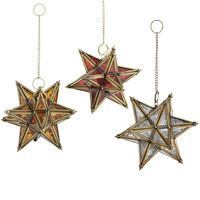 Star Hanging Lanterns