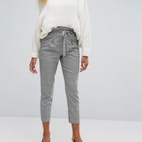 Miss Selfridge Checked Tailored PANTS at asos.com