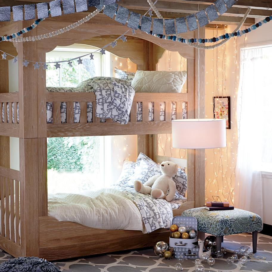 Terrace Bunk Bed From The Land Of Nod Rooms ⍤⃝