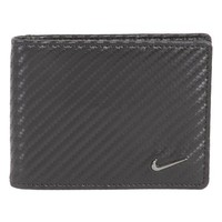 Men's Nike Leather Money Clip Wallet