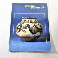 American Indian Art Vintage Magazine Autumn 1991 Volume 16 Number 4 Inuit Clothing