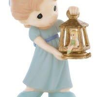 "Precious Moments Disney Collection ""The Magic of Friendship Shines Through""  Figurine"