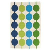 Lollipop Rug by Jonathan Adler