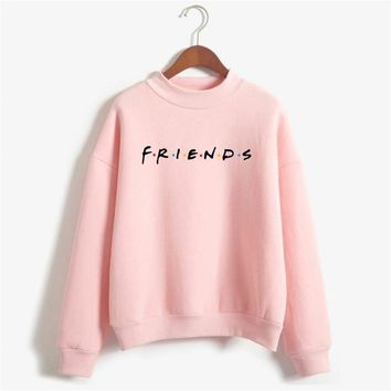 Best Friend Forever hoodies Women Friends Show Sweatshirt Tv Show Gift Best Friend Gift Tumblr pullover 90s fleece Grunge Jumper
