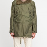 Engineered Garments Reversed Sateen Over Parka