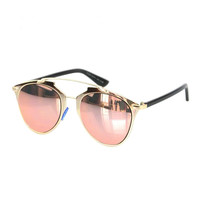 Reflected Mirror Sunglasses