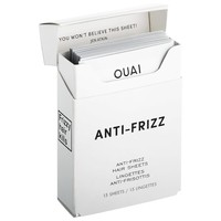 Anti-Frizz Hair Sheets - Ouai | Sephora