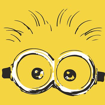 Minion Eyes T-Shirt