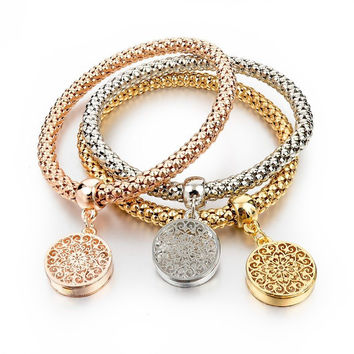 New Fashion Charm Bracelets(Set of 3)