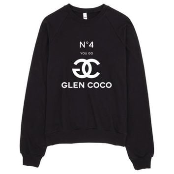 You Go Glen Coco Mean Girls Sweater Made in LA