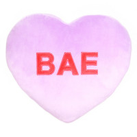 BAE Candy Heart Pillow