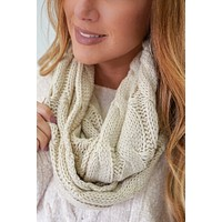 Warm Me Up Scarf - Natural