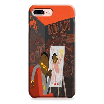 Kodak Black Painting Pictures iPhone 8 | iPhone 8 Plus Case