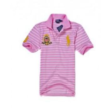 Beauty Ticks Ralph Lauren Careers Men Stripe Polo Mrlstp110