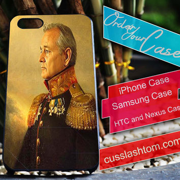 Exclusive Bill Payne Bill Murray iPhone for 4 5 5c 6 Plus Case, Samsung Galaxy for S3 S4 S5 Note 3 4 Case, iPod for 4 5 Case, HtC One M7 M8