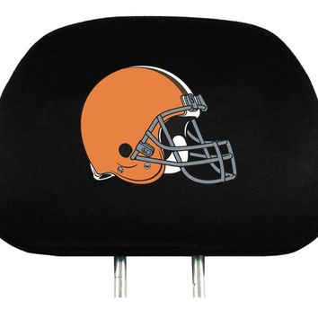 Fansedge Cleveland Browns Headrest Covers