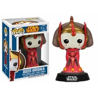 Funko POP! Star Wars Queen Amidala Vinyl Bobble Head - Walmart.com