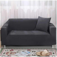 2 Seater Stretch Chair Sofa Covers Couch Cover Elastic Slipcover Protector