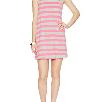 Libbie Striped Sheath Dress