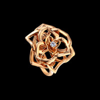 Rose gold Diamond Ring G34U8400 - Piaget Luxury Jewelry Online