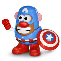 Marvel Comics - Captain America Mr. Potato Head