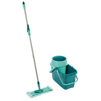 Clean Twist XL Rectangular Mop/sweeper Set With MOP and Spin Bucket