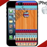 Aztec Pattern iPhone Case  iPhone 5 or iPhone 4 by CrazianDesigns