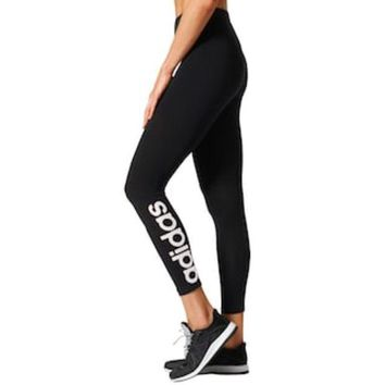 MDIGPL3 Women's adidas Essential Linear Tights | null