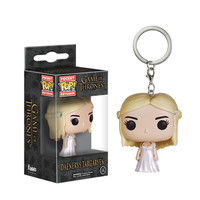 Daenerys Targaryen Game of Thrones Pocket POP! Keychain