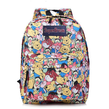 add0cd39f64f College Comfort On Sale Hot Deal Stylish Casual Back To School Disney  Cartoons Backpack  4962072708