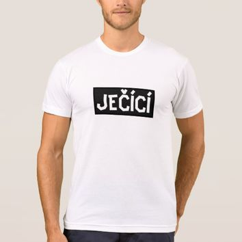 Czech word ječící translate to screaming T-Shirt