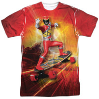 Power Rangers/Skater