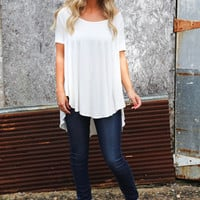 Your Perfect Oversized Tunic