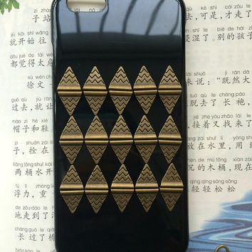 wave, personalized spectral pattern phone protective case for iPhone 6 iPhone 6 plus iPhone5/s, summer gift hard case
