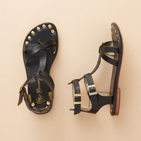 TOUCH OF GOLD GLADIATOR SANDALS         -                  Sandals         -                  Footwear & Bags         -                  Outlet                       | Robert Redford's Sundance Catalog
