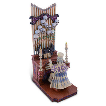 Disney Haunted Mansion Organ by Jim Shore | Disney Store