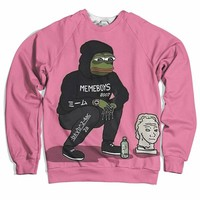 Sad Meme Boys Sweater