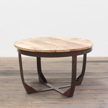 Best coffee table bases wood products on wanelo for Mango wood coffee table round