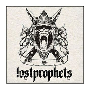 Lost Prophets Men's Cloth Patch Off-white
