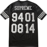 SUPREME CHAMPIONSHIP FOOTBALL TOP - A Very Based You