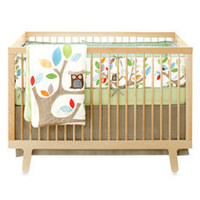 Skip Hop?- Treetop Friend 4-Piece Crib Bedding Set and Accessories - buybuy BABY