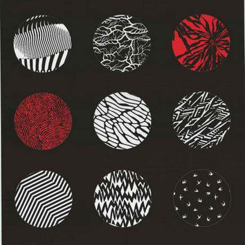 Twenty One Pilots Blurryface Album Cover Poster 24x36