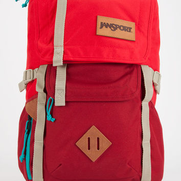 Jansport Hatchet Backpack Red Tape One Size For Men 26059330001