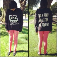 All Time Low Crewnecks